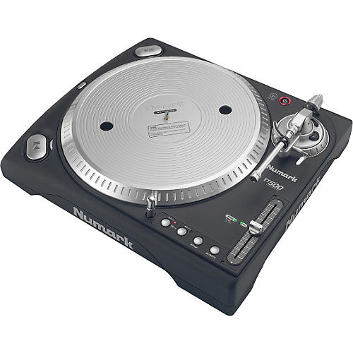 Numark TT500 Turntable with Interchangeable Tone Arms-thumbnail