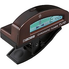 Boss TU-10 Clip-On Chromatic Tuner Brown