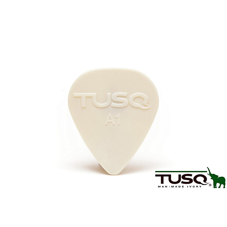 Graph Tech TUSQ A1 Picks White .68mm, 72 Pack