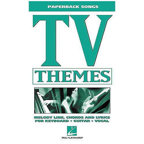 Hal Leonard TV Themes