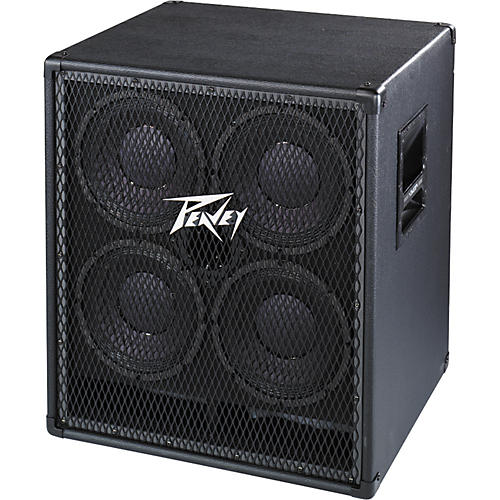 Peavey TVX 410 EX 4X10 Bass Speaker Cabinet-thumbnail