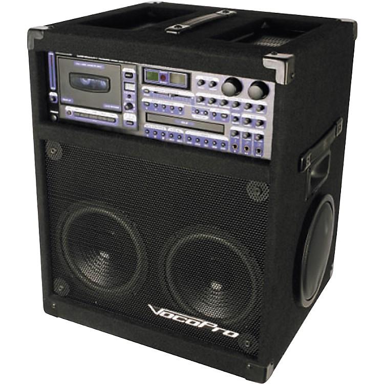VocoProTWISTER-RV 250W Karaoke System