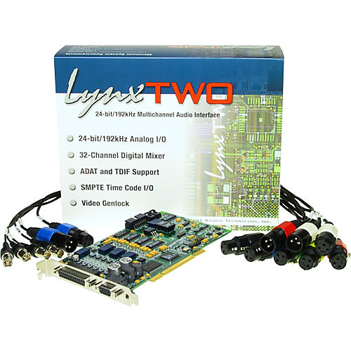 Lynx TWO-A PCI Card