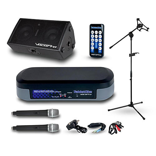 VocoPro TabletOke-Stage Bluetooth Tablet Karaoke System