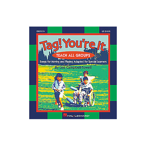 Hal Leonard Tag! You're It CD-thumbnail