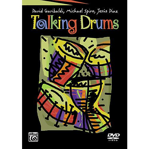 Alfred Talking Drums (DVD)-thumbnail