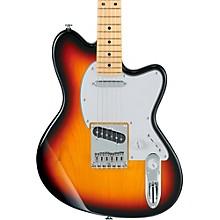 Talman Prestige Series TM1702M Electric Guitar Tri-Fade Burst Maple Fingerboard