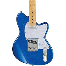 Talman Series TM302PM Electric Guitar Blue Sparkle