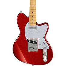 Talman Series TM302PM Electric Guitar Red Sparkle