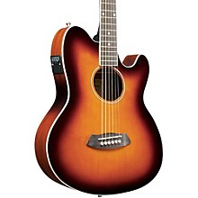 Talman TCY10 Acoustic-Electric Guitar Vintage Sunburst