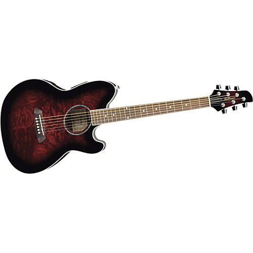 Ibanez Talman TCY20 Cutaway Acoustic-Electric Guitar