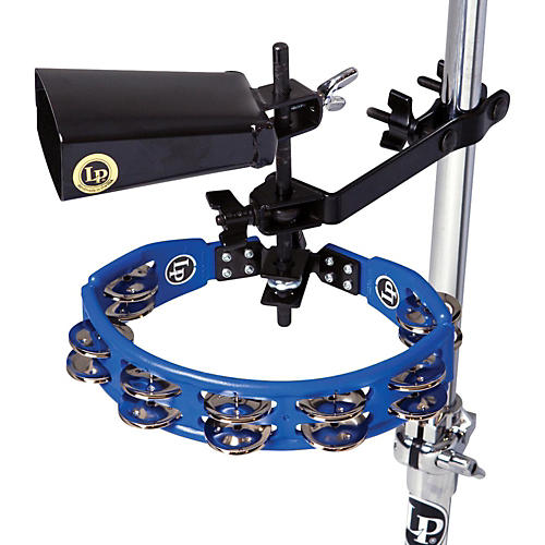 LP Tambourine and Cowbell with Mount Kit-thumbnail