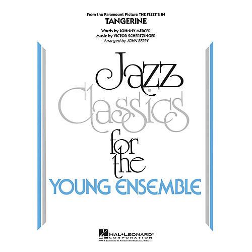 Hal Leonard Tangerine Jazz Band Level 3 Arranged by John Berry