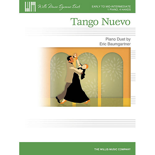 Willis Music Tango Nuevo Willis Series Book by Eric Baumgartner (Level Early to Mid-Inter)-thumbnail