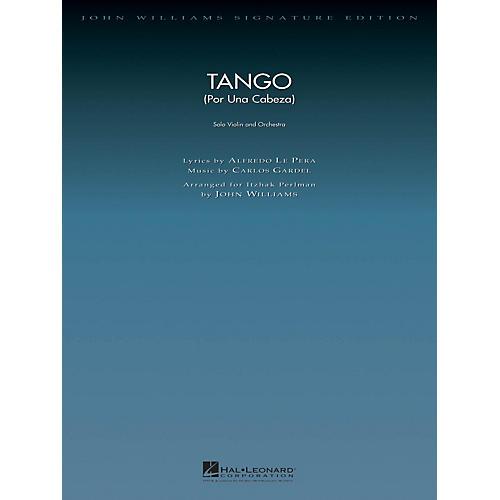 Hal Leonard Tango (Por Una Cabeza) John Williams Signature Edition Orchestra Series Arranged by John Williams-thumbnail