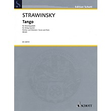 Schott Tango String Ensemble Series Softcover Composed by Igor Stravinsky Arranged by Wolfgang Birtel