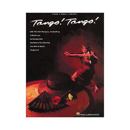 Hal Leonard Tango! Tango! Piano, Vocal, Guitar Songbook