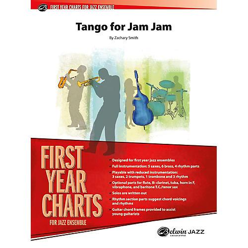 BELWIN Tango for Jam Jam Grade 1 (Easy)-thumbnail