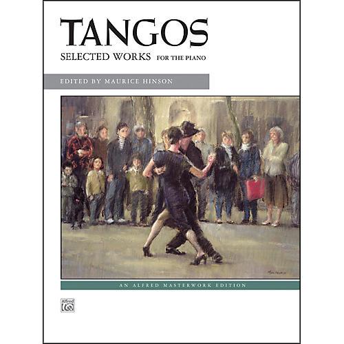 Alfred Tangos Intermediate/Early Advanced for Piano-thumbnail