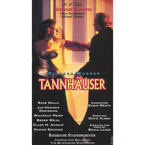 Kultur Tannhauser (Wagner) 2-Video Set-thumbnail