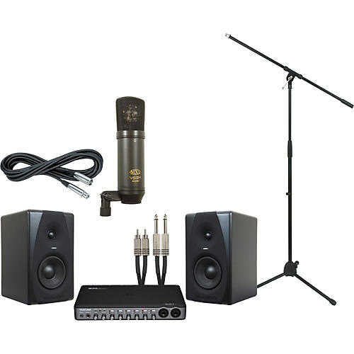 M-Audio Tascam US-800 and M-Audio CX5 Recording Package