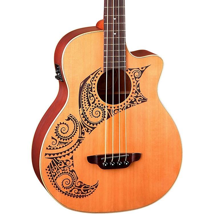 Luna GuitarsTattoo Cedar Acoustic-Electric Bass