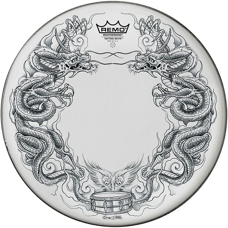 RemoTattoo Skyn Drumhead13 inchDragon Skyn Graphic