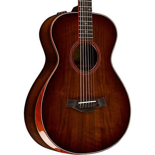 Taylor Taylor Custom #10028 12-Fret Grand Concert Acoustic-Electric Guitar-thumbnail