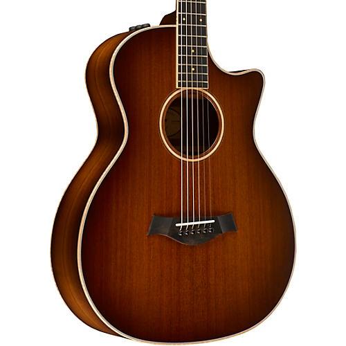 Taylor Taylor Custom #10030 12-Fret Grand Auditorium Acoustic-Electric Guitar-thumbnail