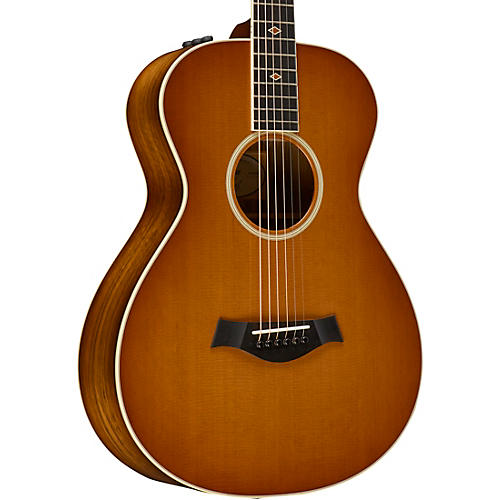Taylor Taylor Custom #10032 12-Fret Grand Concert Acoustic-Electric Guitar-thumbnail