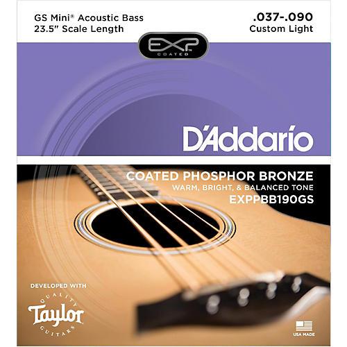 D'Addario Taylor GS Mini Bass Strings-thumbnail