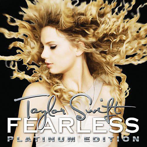 Musician's Gear Taylor Swift - Fearless: Platinum Edition DVD/CD-thumbnail