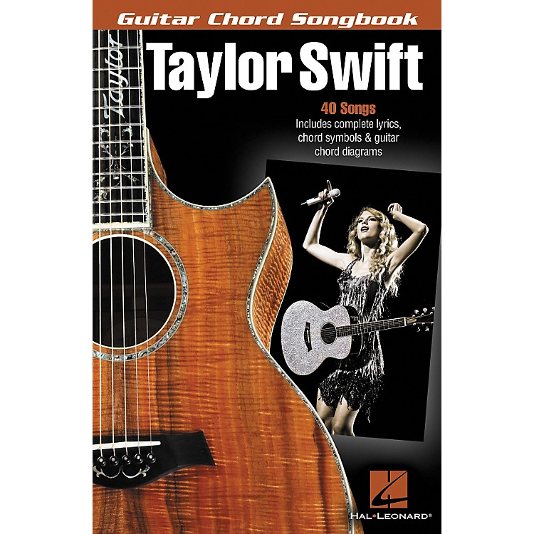 Hal Leonard Taylor Swift - Guitar Chord Songbook