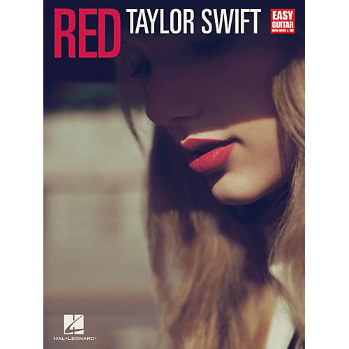 Hal Leonard Taylor Swift - Red for Easy Guitar Tab