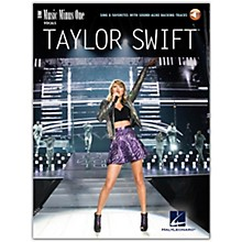 Music Minus One Taylor Swift - Sing 8 Favorites - Music Minus One Series Book/Audio Online
