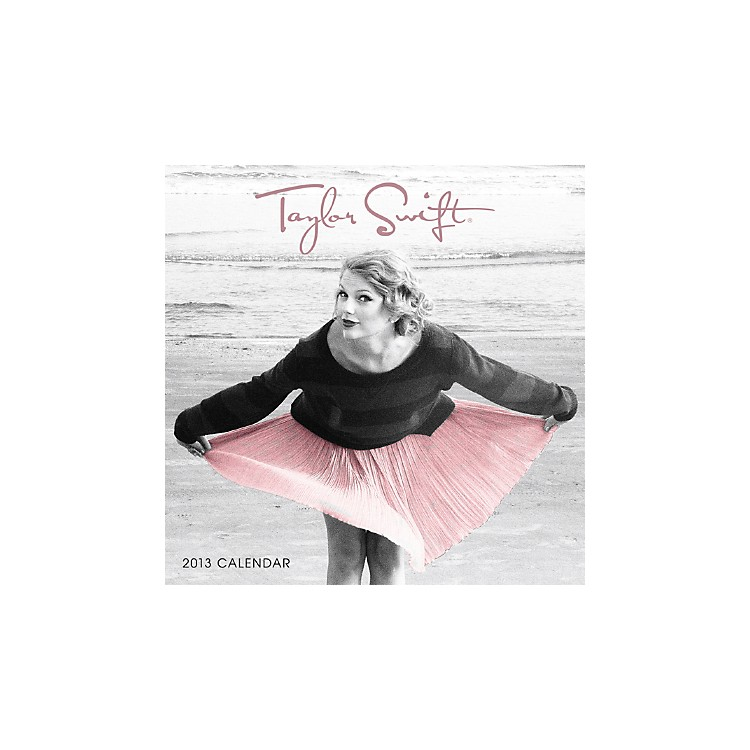 Browntrout Publishing Taylor Swift 2013 Square 12X12 Wall Calendar