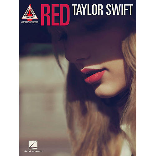 Hal Leonard Taylor Swift  Red Guitar Tablature Songbook