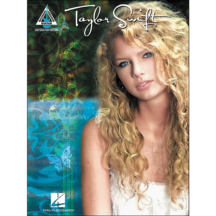 Hal Leonard Taylor Swift Tab Book