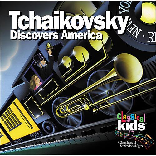 Children's Book Store Tchaikovsky Discovers America (CD)