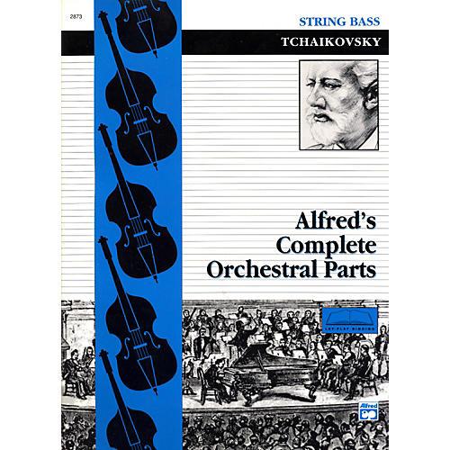 Alfred Tchaikovsky Symphonies: Bass