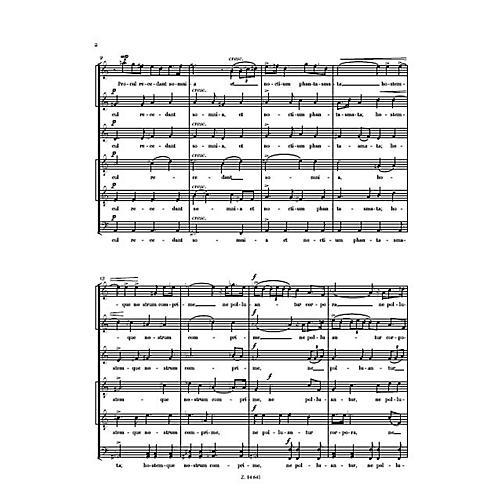 Editio Musica Budapest Te Lucis Ante Terminum SATB Composed by Levente Gyongyosi-thumbnail