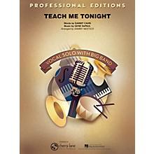 Cherry Lane Teach Me Tonight (Key: Bb, Db) Jazz Band Level 5 Arranged by Sammy Nestico