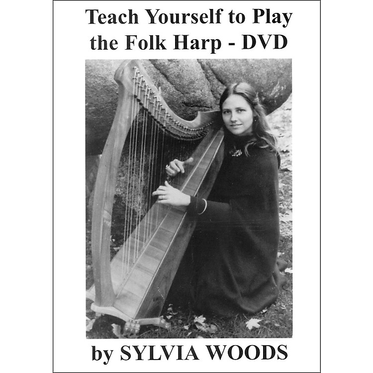 Hal Leonard Teach Yourself To Play The Folk Harp - DVD