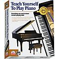 Alfred Teach Yourself to Play Piano CD-ROM  Thumbnail