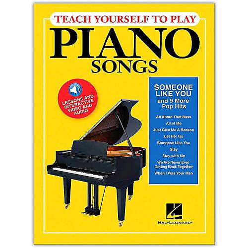 Hal Leonard Teach Yourself to Play