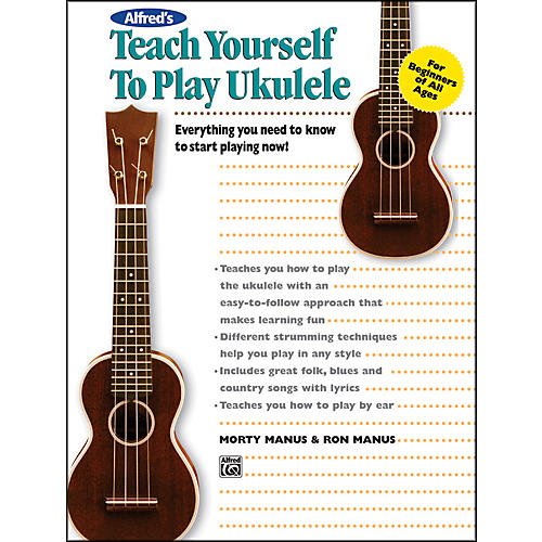 Alfred Teach Yourself to Play Ukulele-thumbnail
