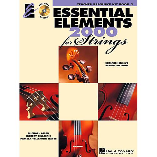 Hal Leonard Teacher's Resource Kit, Book 2
