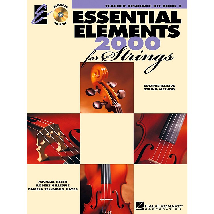 Hal Leonard Teacher's Resource Kit, Book 2