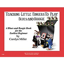 Willis Music Teaching Little Fingers To Play Blues And Boogie Piano
