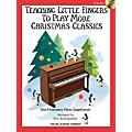 Willis Music Teaching Little Fingers to Play More Christmas Classics Willis Series Book with CD (Level Mid-Elem) thumbnail